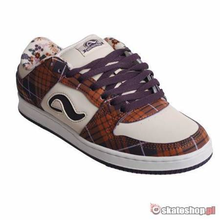 ADIO Monroe WMN raisin/bone/lilac shoes