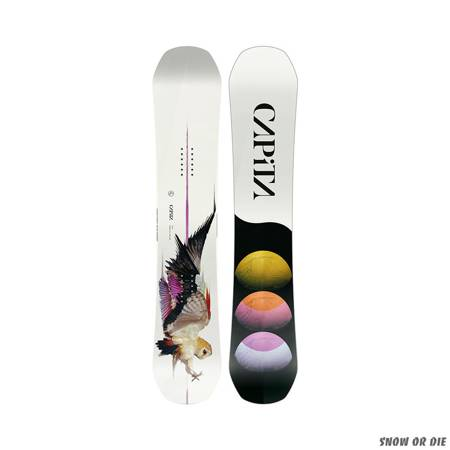 CAPITA Birds Of Feather 142 '20 snowboard