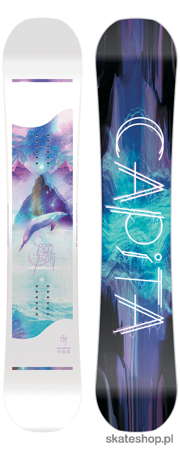 CAPITA Space Metal Fantasy 151 snowboard