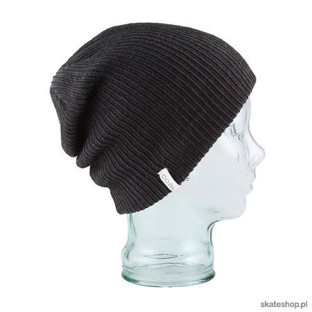 COAL The Binary (black) beanie