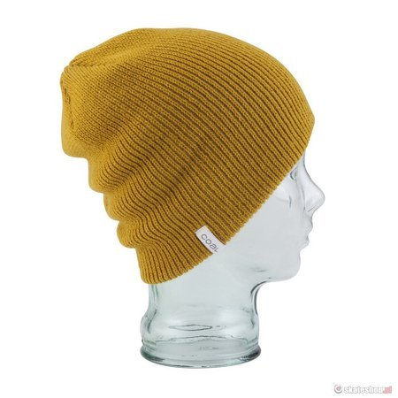 COAL The Frena Solid '14 (mustard) beanie