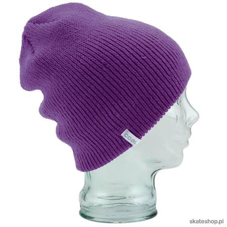 COAL The Frena Solid (purple) winter hat