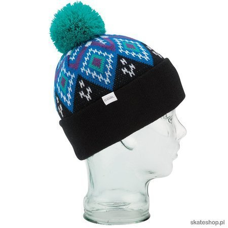 COAL The Geo (black) winter hat