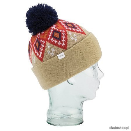 COAL The Geo (khaki) winter hat