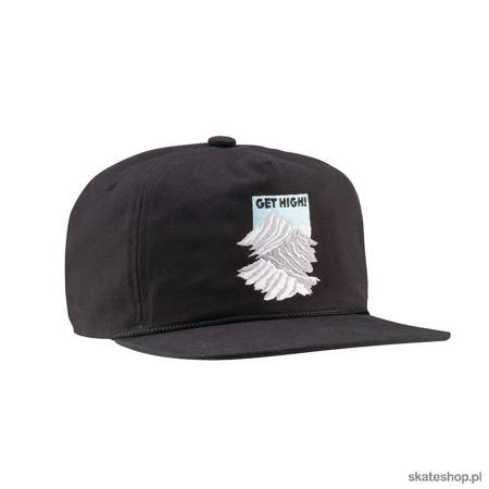 COAL The Great Outdoors (Black) cap