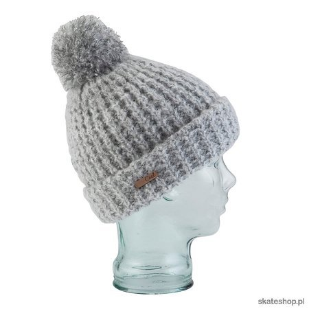 COAL The Kate (heather grey) beanie