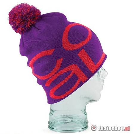 COAL The Logo '13 (purple) beanie