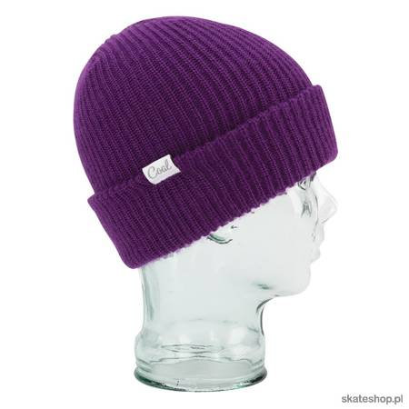 COAL The Roberta (purple) winter hat