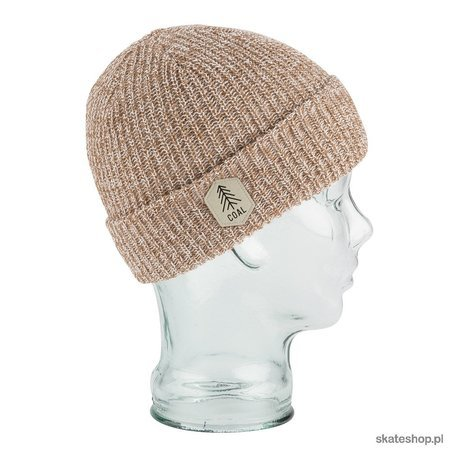 COAL The Scout (light brown marl) winter hat