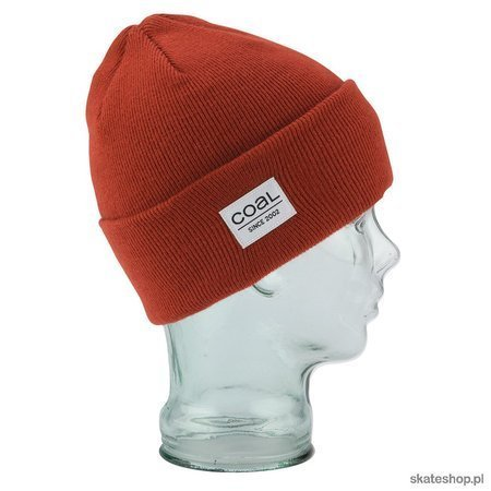 COAL The Standard (rust) beanie