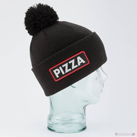 COAL The Vice 'Pizza' (black) beanie
