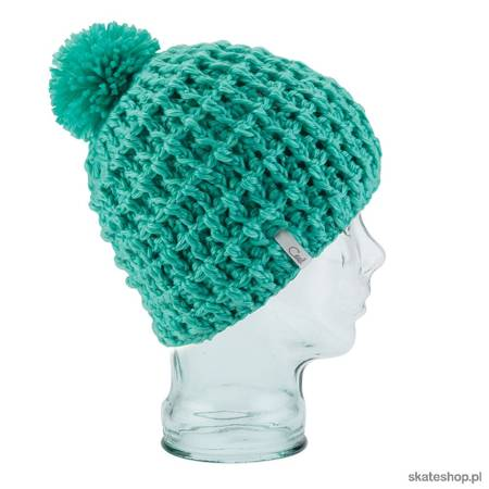COAL The Waffle (mint) winter hat