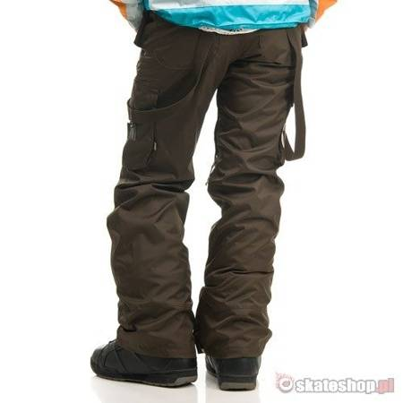 DC Ace WMN oak snowboard pants