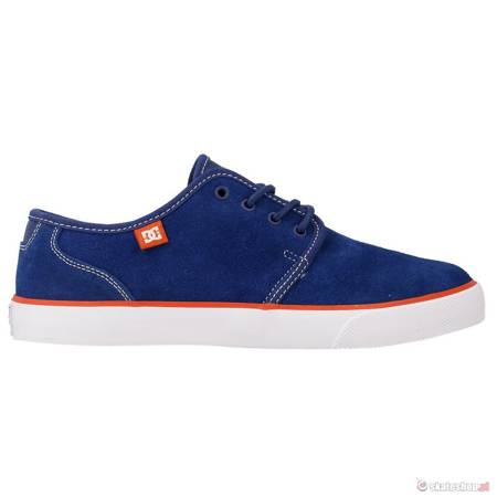 DC Studio S (navy/red) shoes