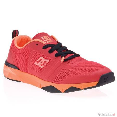 DC Unilite Trainer (red/orange) shoes