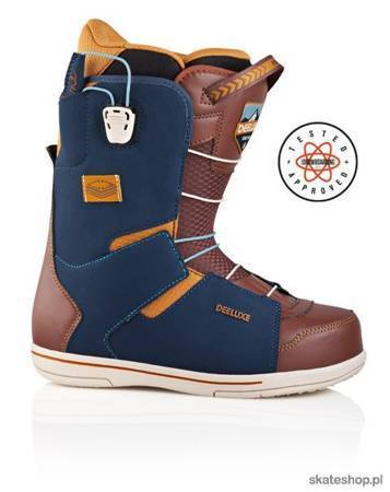 DEELUXE Choice CF (navy/brown) snowboard boots