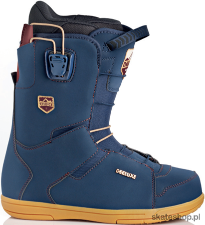 DEELUXE Choice CF (navy) snow boots