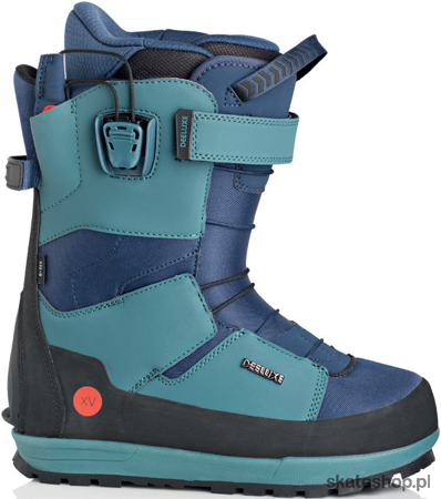 DEELUXE Spark XV TF (petrol) snowboard boots