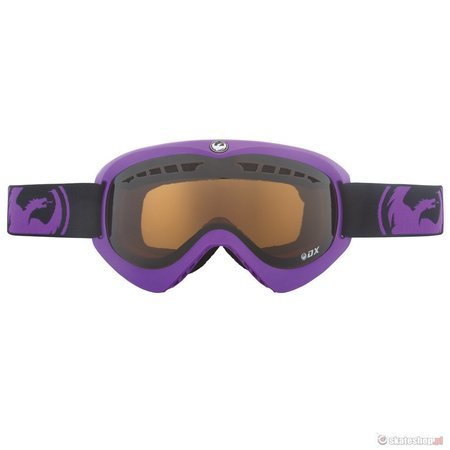 DRAGON DX'14 (pprp/jet) snow goggles