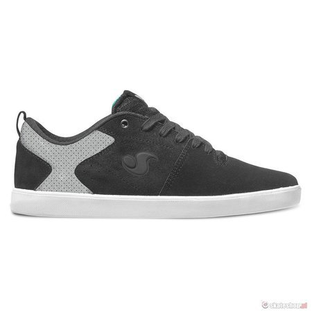 DVS Nica (black grey suede) shoes