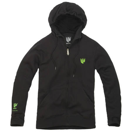 EMPIRE Archer (black/green) fleece