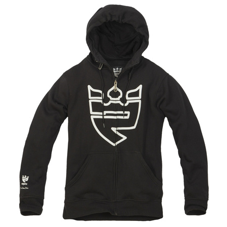 EMPIRE Kingdom (black/white) fleece
