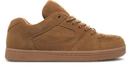 ES Accel Og (brown/gum) shoes