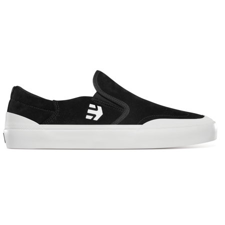 ETNIES Marana Slip XLT (black/white) skate shoes