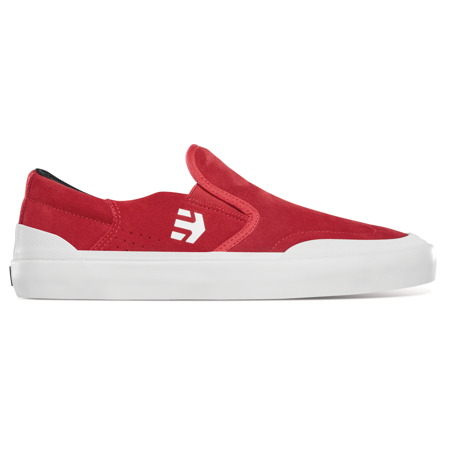 ETNIES Marana Slip XLT (red/white) skate shoes