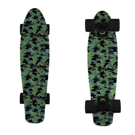FISH SKATEBOARDS Camo skateboard