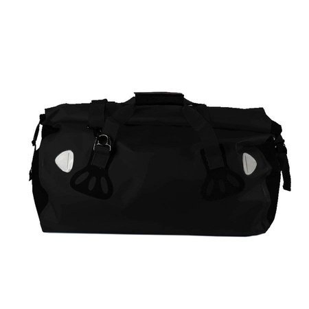 FISH SKATEBOARDS Duffle 50 (black) bag