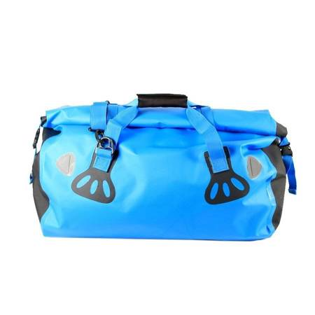 FISH SKATEBOARDS Duffle 50 (sky blue) bag
