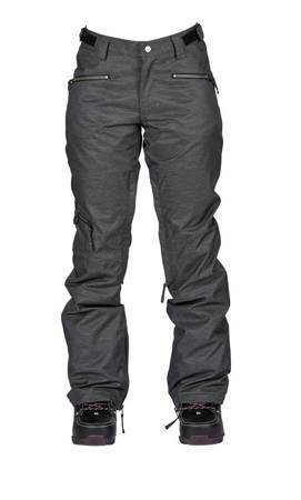 NIKITA White Pine (blue) woman snowboard pants
