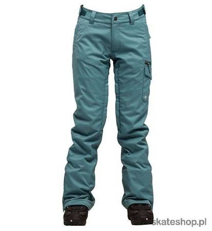 NIKITA Willow (hydro blue) woman snowboard pants