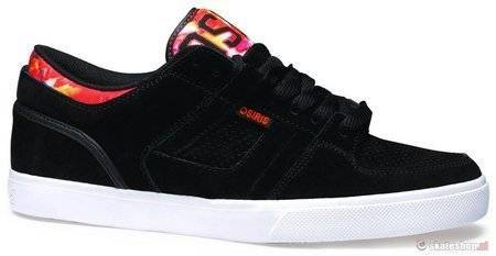 OSIRIS CH2 '14 (blk/dye/rr-yan) shoes