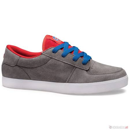 OSIRIS Duffel VLC '14 (gry/red/blu) shoes
