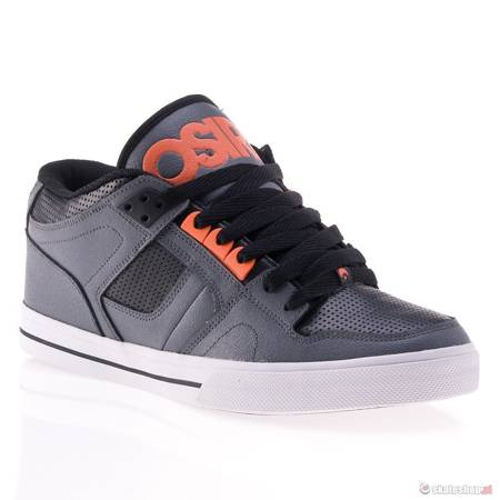 OSIRIS NYC 83 MID VLC '13 (gry/org/blk) shoes