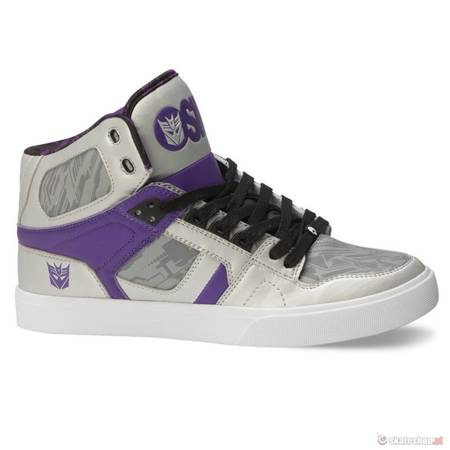 OSIRIS NYC83 VLC (megatron) shoes