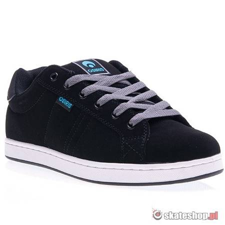OSIRIS Troma Redux (black/teal/charcoal) shoes