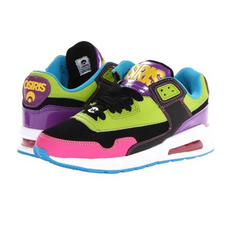 OSIRIS Uprise (purple/pink/white) shoes