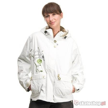 SESSIONS B4BC WMN studio white snowboard jacket