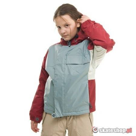 SESSIONS Larry J's(crimson/gray lite/cool white) snowboard Jacket
