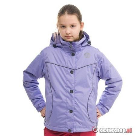 SESSIONS Munchie J's lavender snowboard jacket