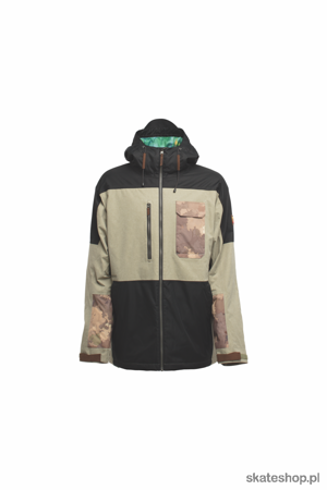 SESSIONS Radio (fatigue) snowboard jacket