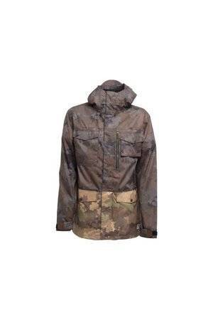 SESSIONS Ransack (charcoal) snowboard jacket