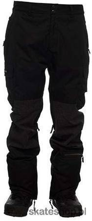 SESSIONS Squadron (black) snowboard pants
