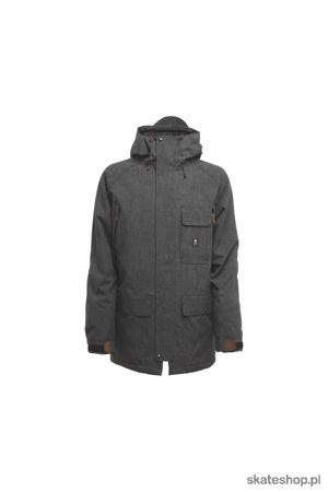 SESSIONS Supply (black) snowboard jacket