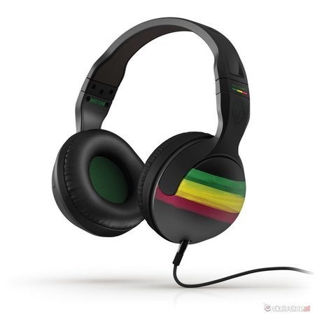 SKULLCANDY Hesh 2.0 (rasta) headphones