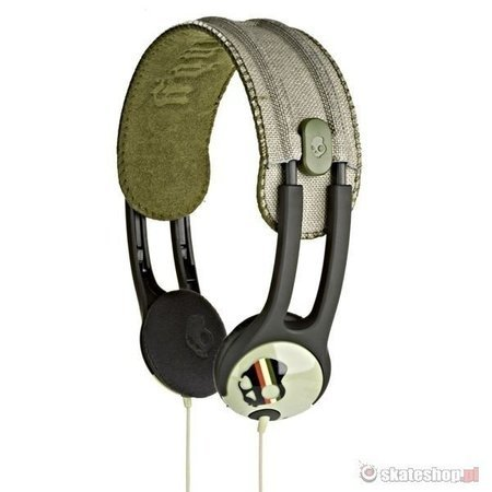 SKULLCANDY Icon (Rasta) headphones