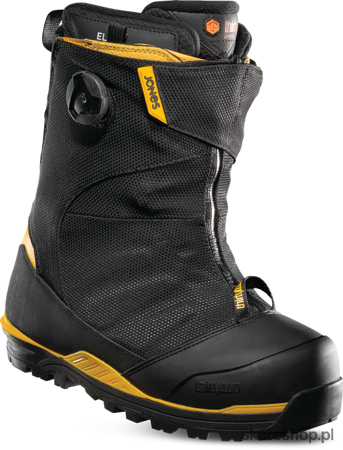 THIRTY-TWO Jones MTB (black/yellow) snowboard boots